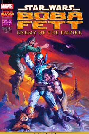 Star Wars: Boba Fett - Enemy of the Empire #3