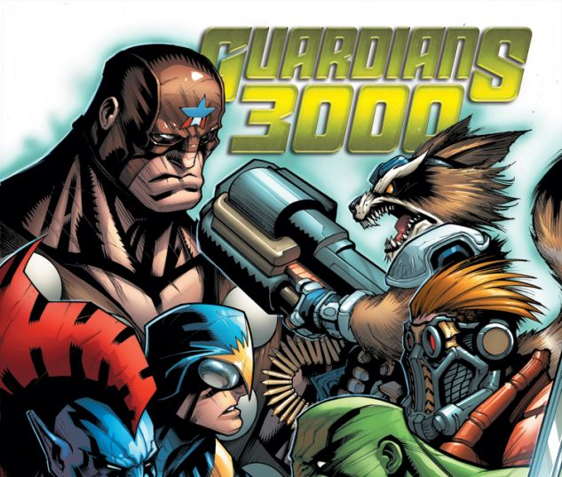 GUARDIANS 3000 7 (WITH DIGITAL CODE)