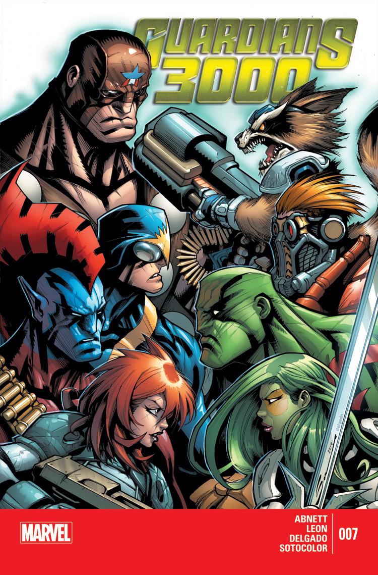 Guardians 3000 (2014) #7
