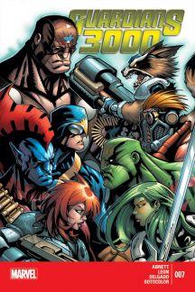 Guardians 3000 #7