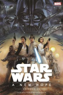 Star Wars: Episode IV - A New Hope (Hardcover)