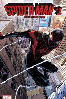 Spider-Man (2016) #1