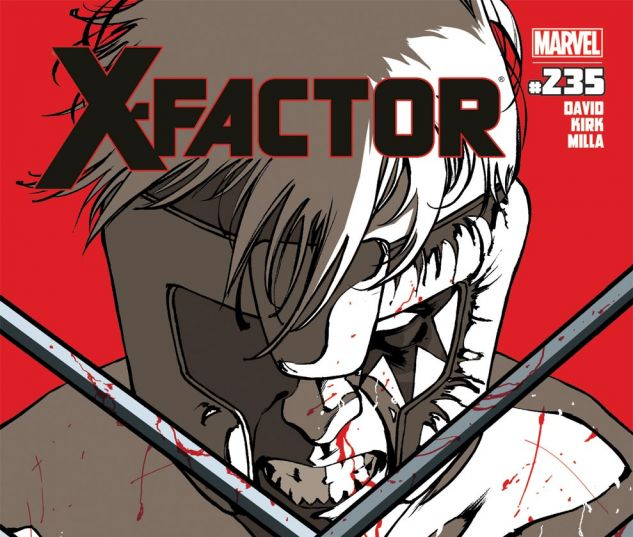 X-FACTOR (2005) #235 Cover