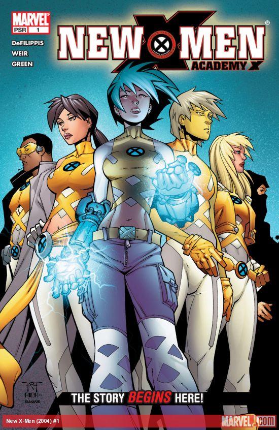 New X-Men (2004) #1