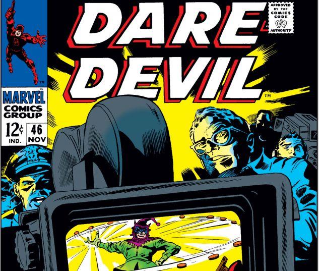 DAREDEVIL (1964) #46 Cover