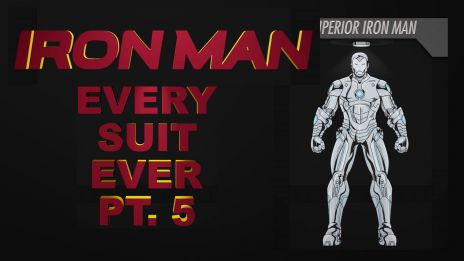 Iron Man Every Suit Ever Part 5