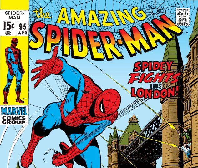 Amazing Spider-Man (1963) #95