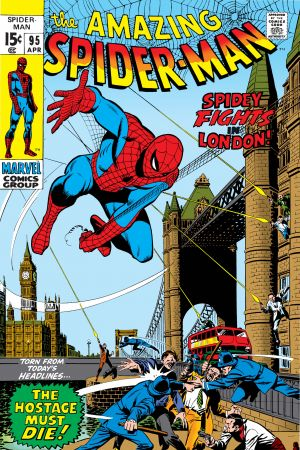 The Amazing Spider-Man #95