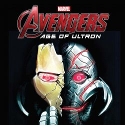 cover to MCU Guidebook Age of Ultron