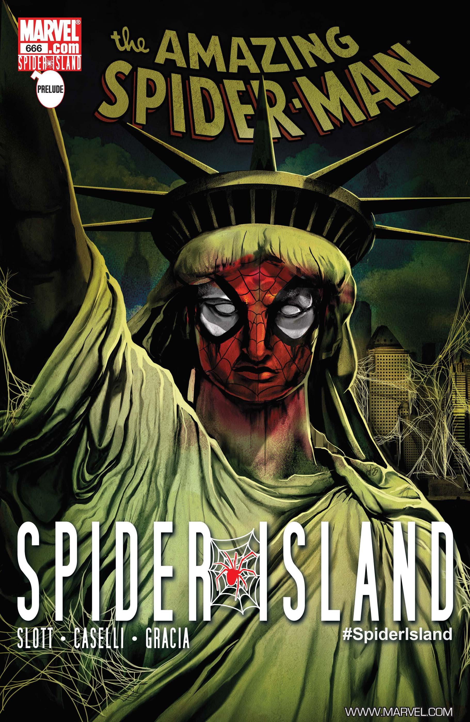 Amazing Spider-Man (1999) #666