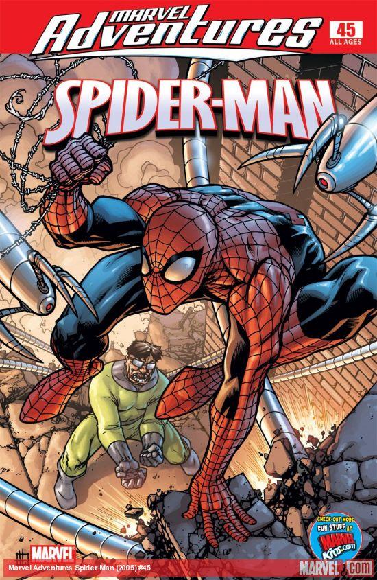 Marvel Adventures Spider-Man (2005) #45