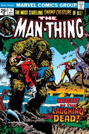 Man-Thing (1974) #5