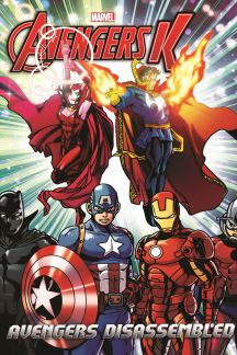 Avengers K Book 3: Avengers Disassembled (Trade Paperback)