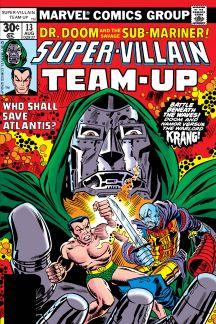 Super-Villain Team-Up (1975) #13