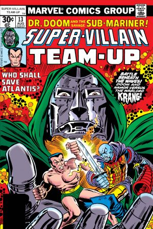 Super-Villain Team-Up (1975) #13