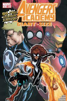 Avengers Academy Giant-Size (2010) #1