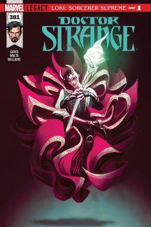 Doctor Strange (2015) #381