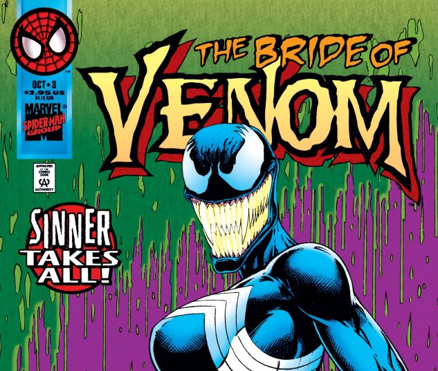 Cover for VENOM: SINNER TAKES ALL 3