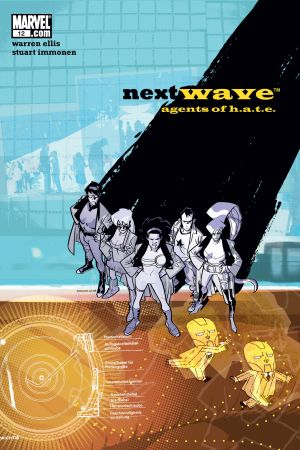 Nextwave: Agents of H.a.T.E. #12