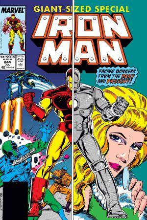 Iron Man #244