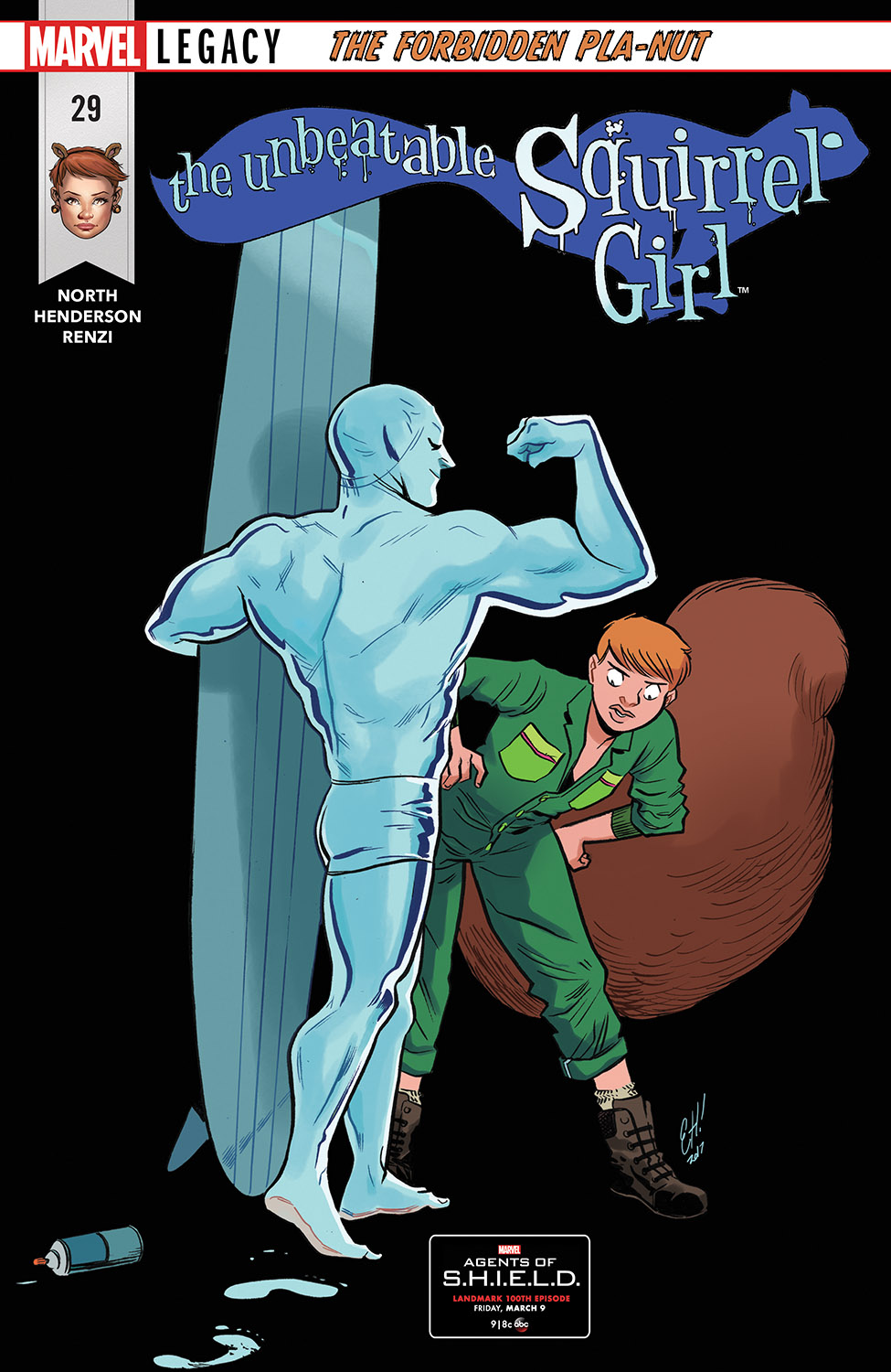 The Unbeatable Squirrel Girl (2015) #29