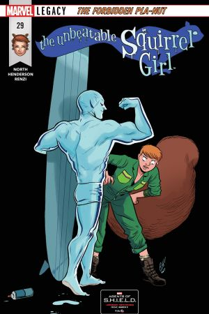 The Unbeatable Squirrel Girl #29