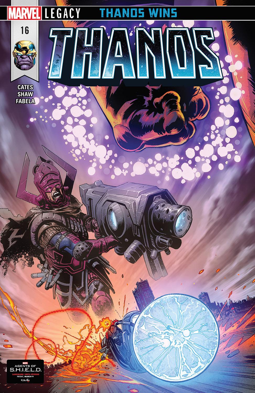 Thanos (2016) #16