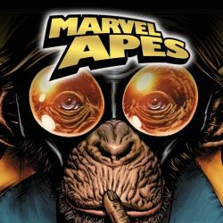 Marvel Apes: Speedball