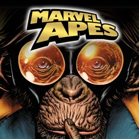 Marvel Apes: Speedball (2009)