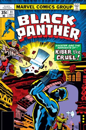 Black Panther 1977 1 Comics Marvel Com