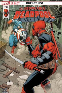 Despicable Deadpool #296