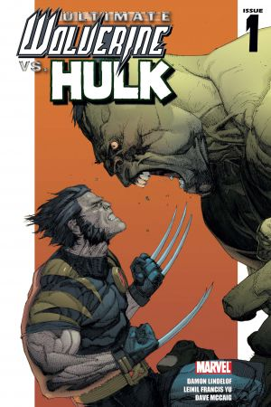 Ultimate Wolverine Vs. Hulk (2005) #1
