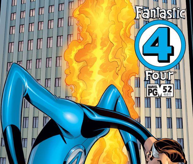 Fantastic Four (1998) #52
