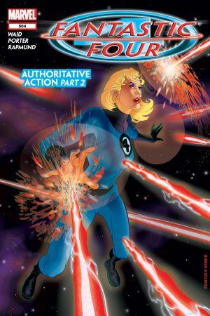 Fantastic Four #504