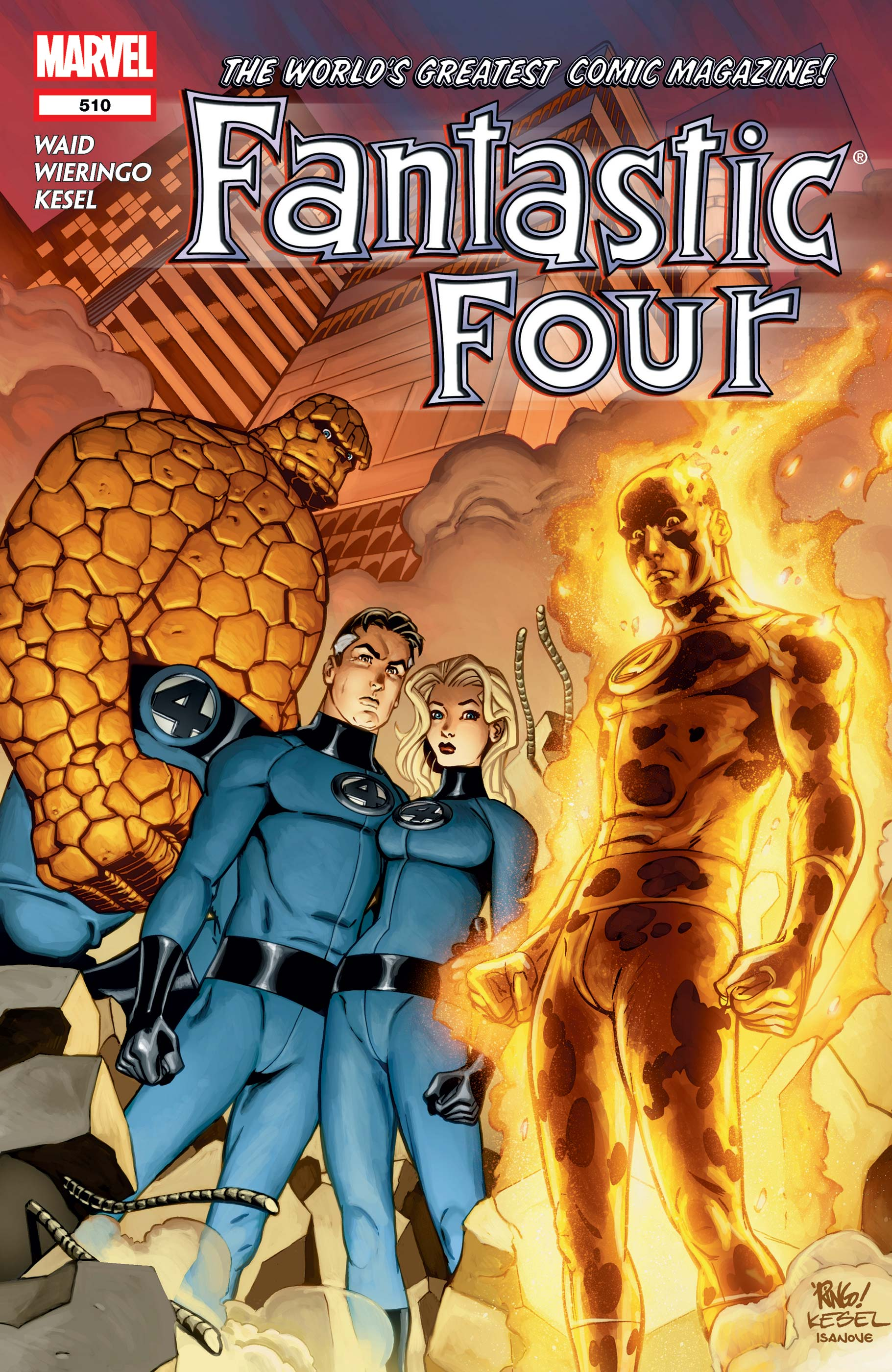 Fantastic Four (1998) #510