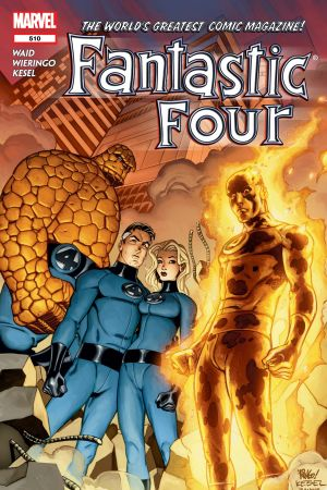 Fantastic Four #510