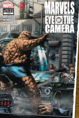 Marvels: Eye of the Camera (2008) #1