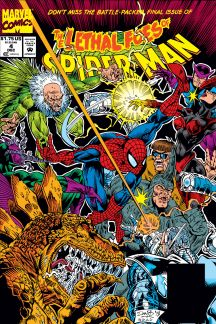 Lethal Foes of Spider-Man #4