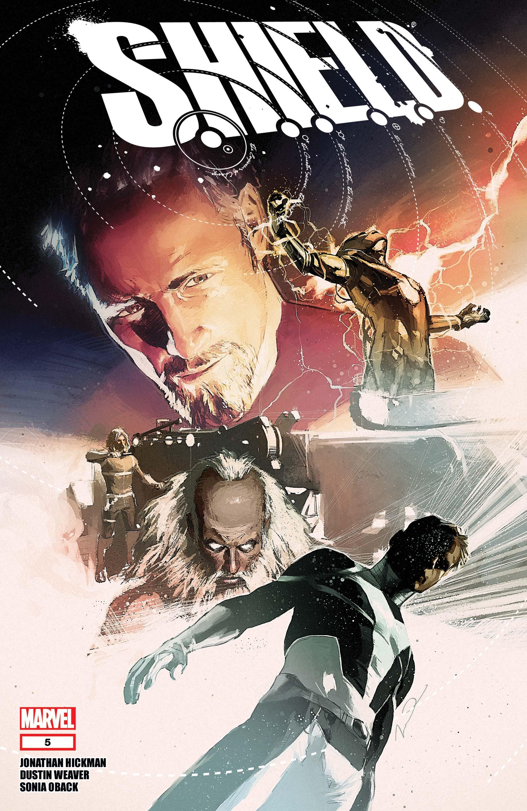 S.H.I.E.L.D. (2011) #5
