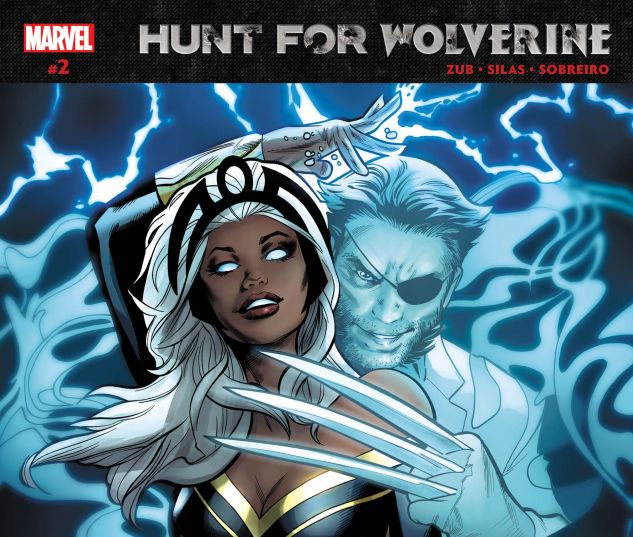 cover from Hunt for Wolverine: Mystery in Madripoor (2018) #2
