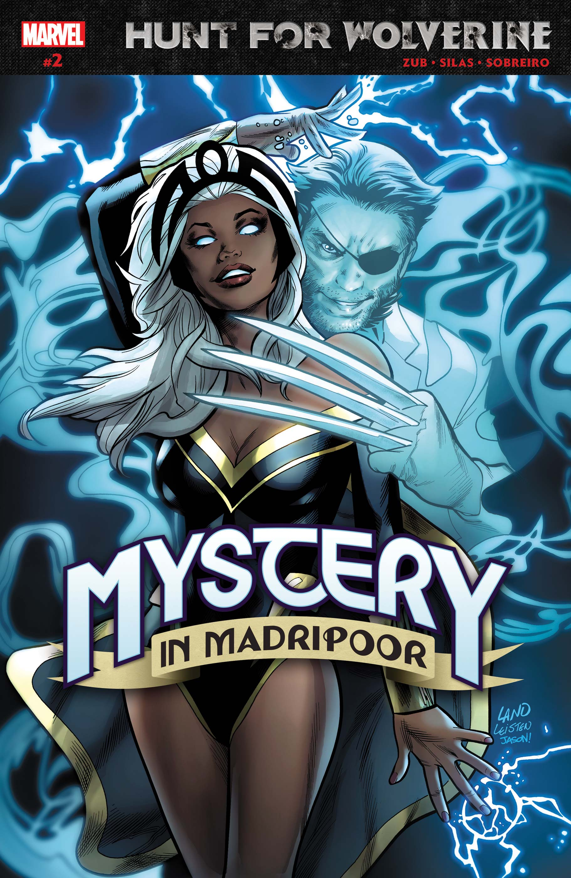Hunt for Wolverine: Mystery in Madripoor (2018) #2