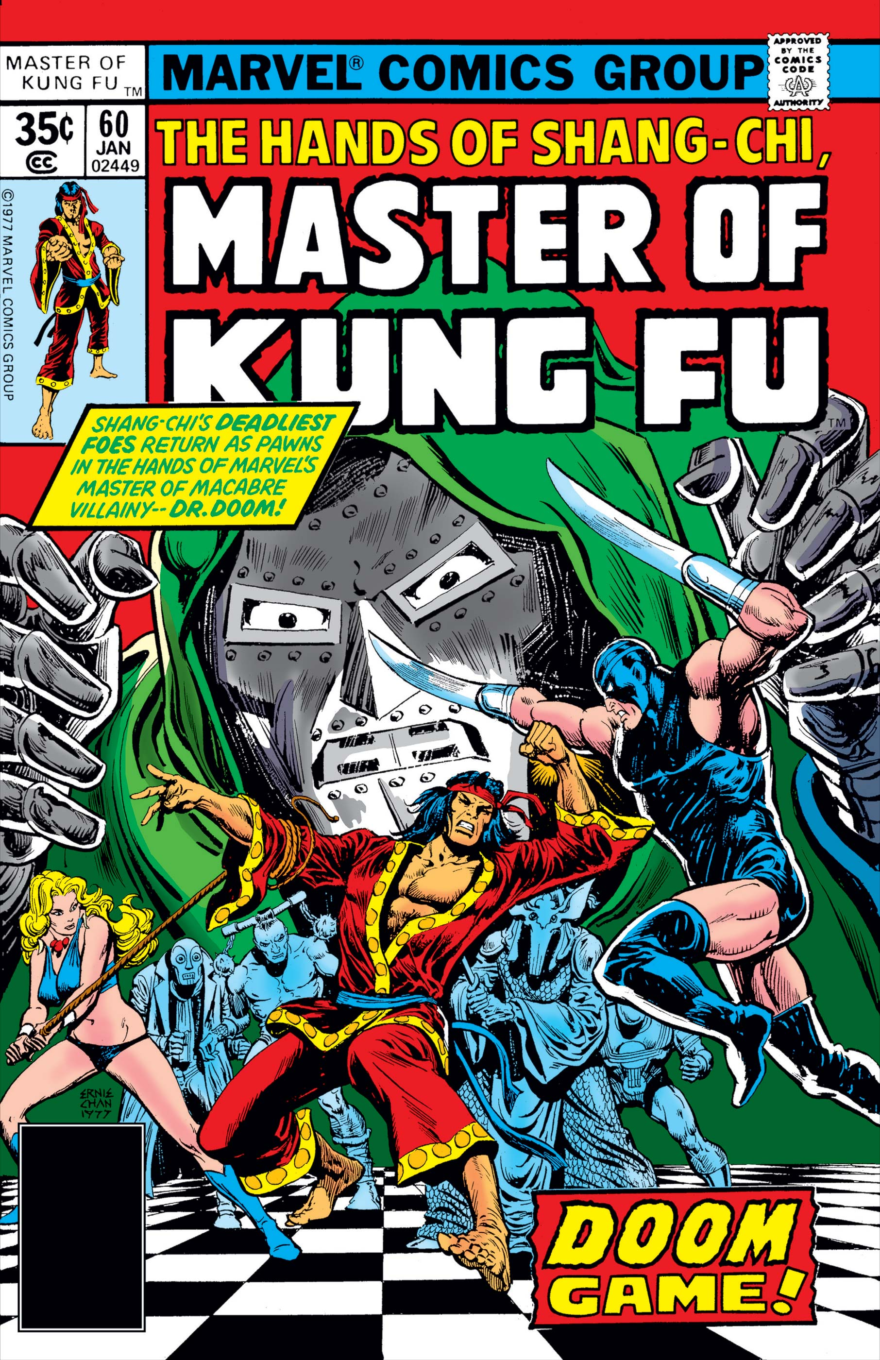 Master of Kung Fu (1974) #60