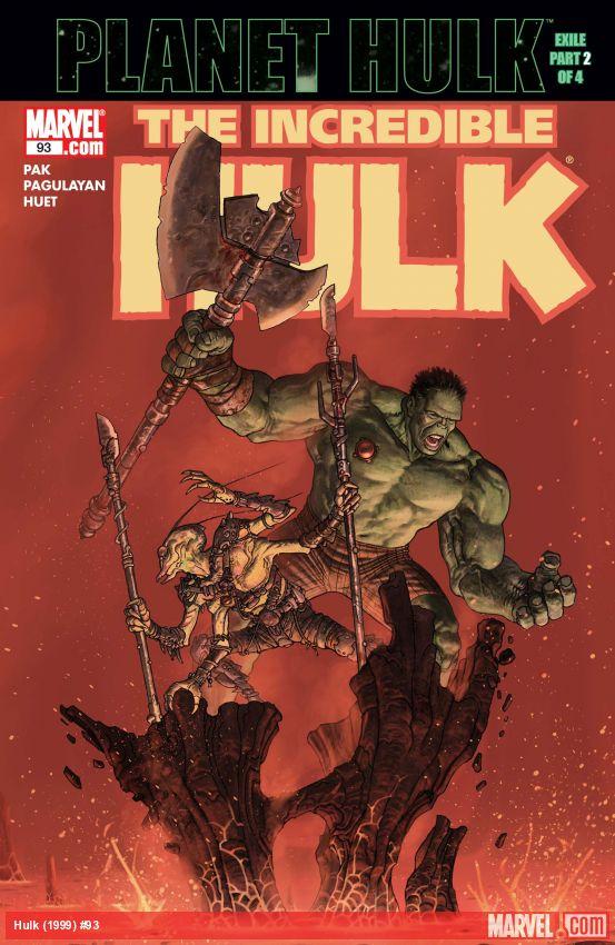 Hulk (1999) #93