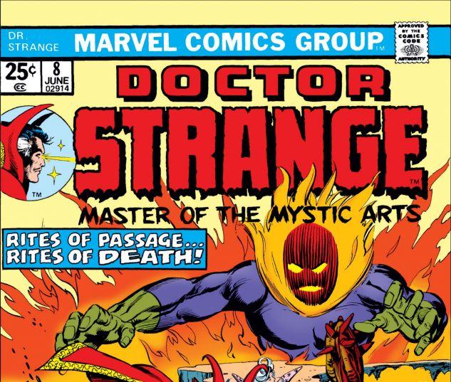 DOCTOR STRANGE (1974) #8