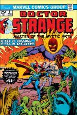 Doctor Strange (1974) #8 cover
