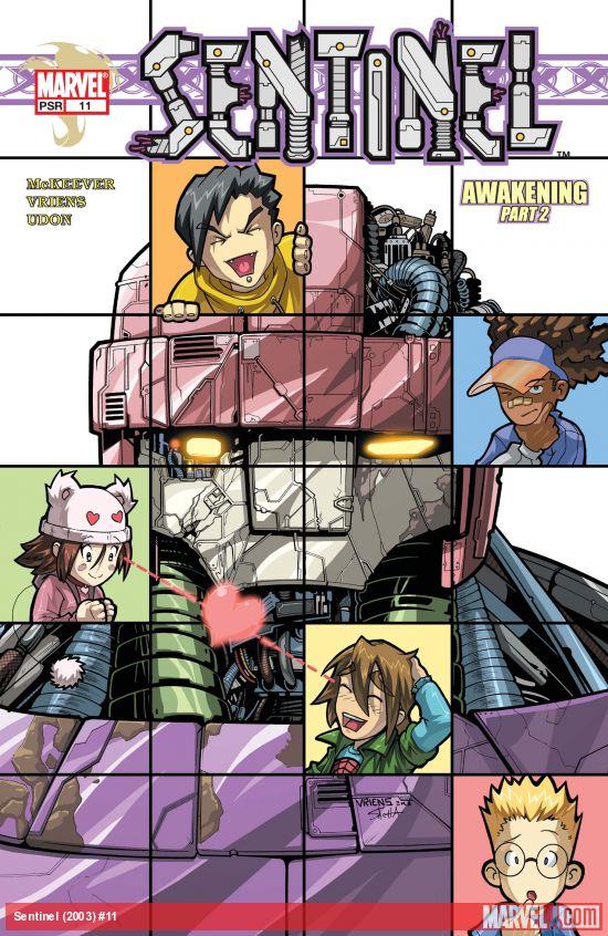 Sentinel (2003) #11