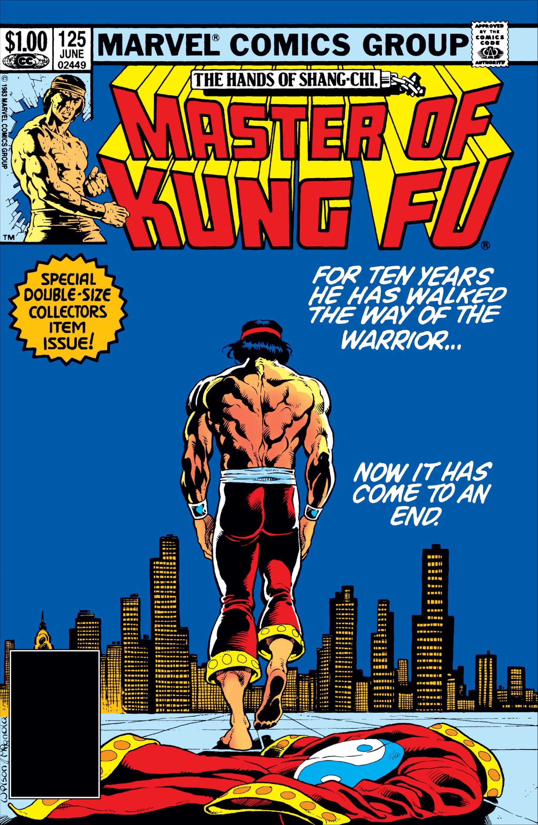 Master of Kung Fu (1974) #125