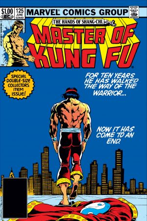 Master of Kung Fu #125