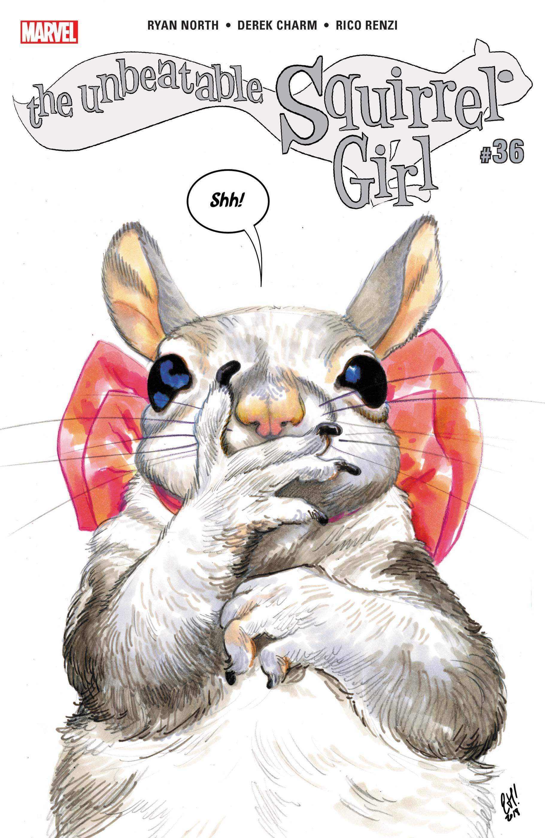 The Unbeatable Squirrel Girl (2015) #36