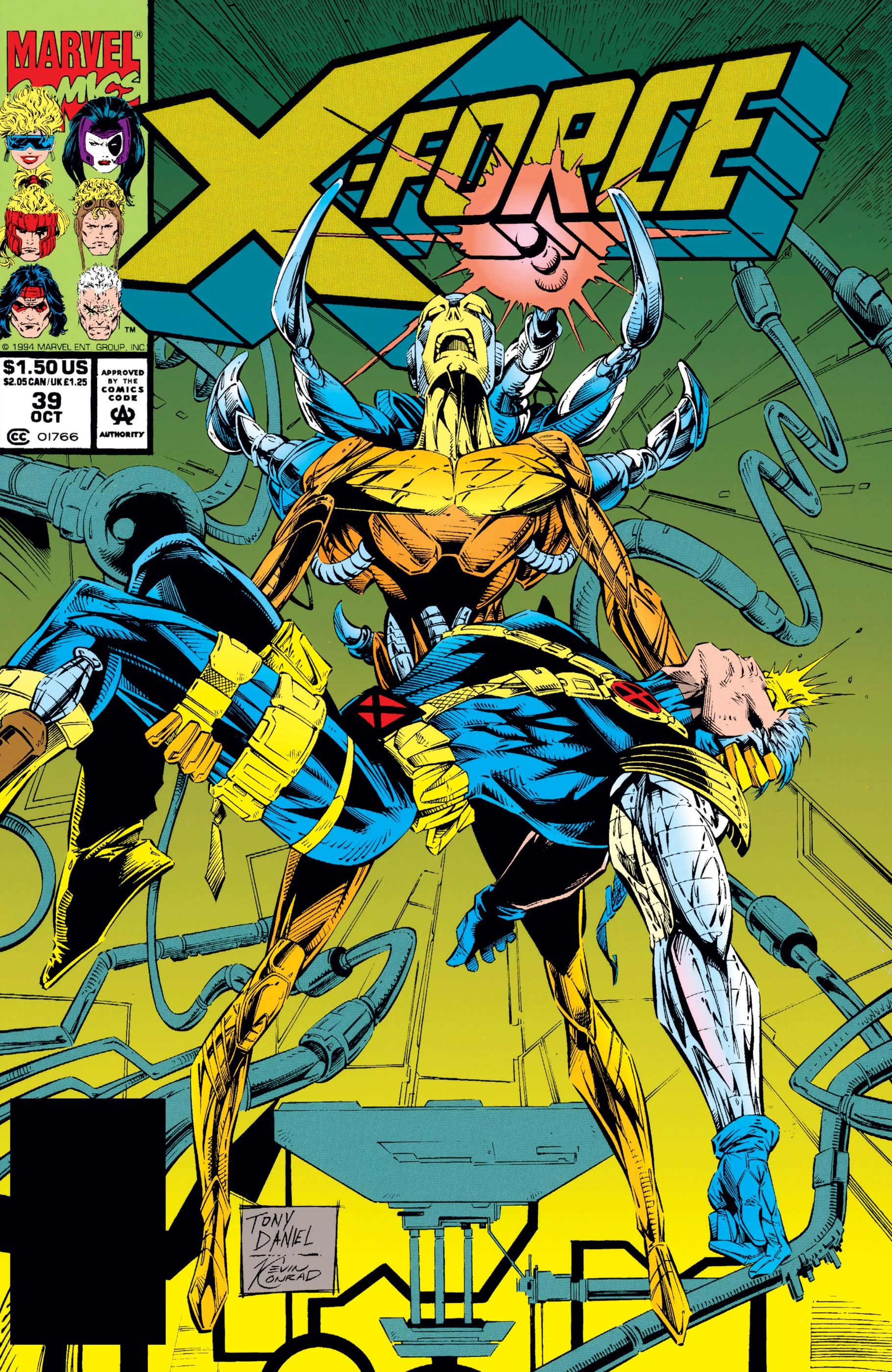 X-Force (1991) #39